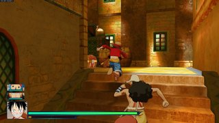One Piece: Unlimited World Red id = 281576