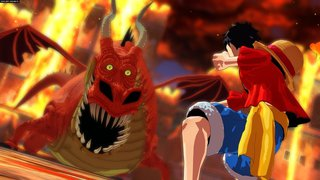 One Piece: Unlimited World Red id = 281579