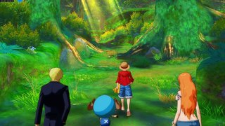 One Piece: Unlimited World Red id = 281580