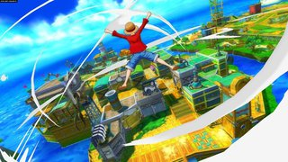 One Piece: Unlimited World Red id = 281582