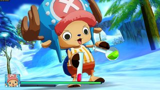 One Piece: Unlimited World Red id = 281583