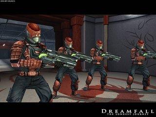 Dreamfall: The Longest Journey id = 62627