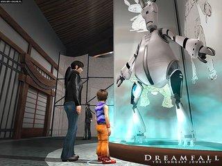 Dreamfall: The Longest Journey id = 62629