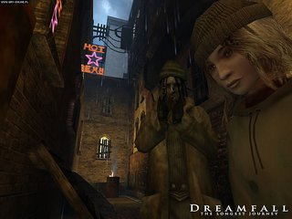 Dreamfall: The Longest Journey id = 62633