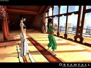 Dreamfall: The Longest Journey id = 62634