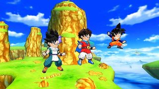 Dragon Ball: Fusions id = 331566