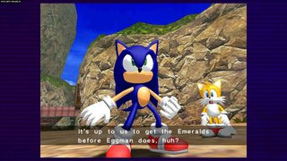 Sonic Adventure - screen - 2010-09-15 - 194601