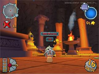 Worms Forts: Oblężenie - screen - 2004-07-05 - 27947