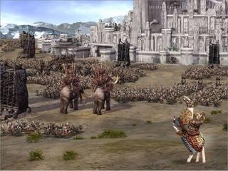 Władca Pierścieni: Bitwa o Śródziemie - screen - 2004-07-02 - 27912