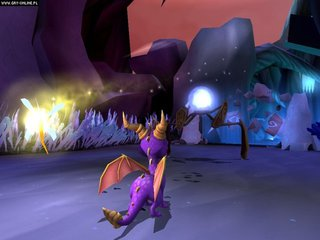 The Legend of Spyro: The Eternal Night - screen - 2007-12-14 - 91892