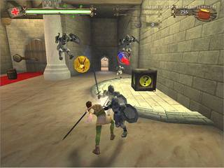 Shrek 2: The Game - screen - 2004-07-15 - 28273