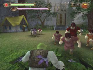 Shrek 2: The Game - screen - 2004-07-15 - 28276