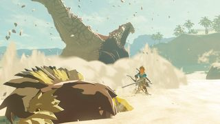 The Legend of Zelda: Breath of the Wild - screen - 2017-01-13 - 337088