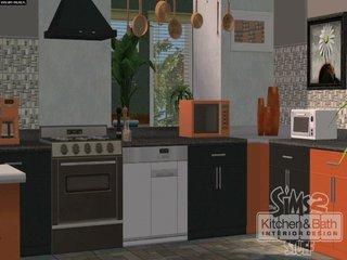 The Sims 2: Kuchnia i łazienka - wystrój wnętrz - screen - 2008-02-05 - 92818