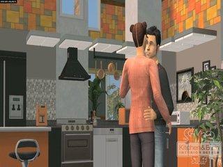 The Sims 2: Kuchnia i łazienka - wystrój wnętrz - screen - 2008-02-05 - 92819