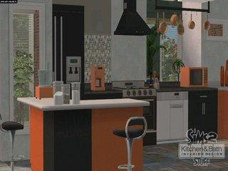 The Sims 2: Kuchnia i łazienka - wystrój wnętrz - screen - 2008-02-05 - 92820