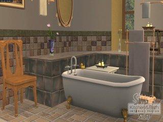 The Sims 2: Kuchnia i łazienka - wystrój wnętrz - screen - 2008-02-05 - 92821