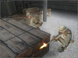 Medal of Honor: Wojna w Europie - screen - 2004-04-27 - 44820