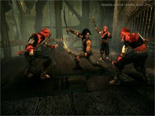 Prince of Persia: Warrior Within id = 39329
