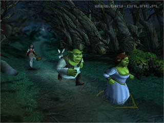 Shrek 2: The Game id = 39481