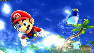 Super Mario Galaxy id = 92002