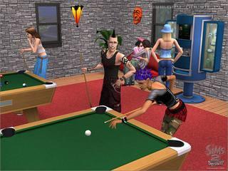 The Sims 2: Na Studiach - screen - 2004-12-27 - 39991