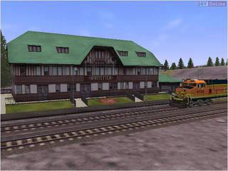 Microsoft Train Simulator - screen - 2001-03-19 - 2542
