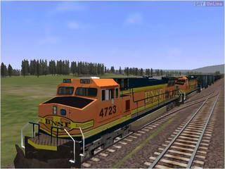 Microsoft Train Simulator - screen - 2001-03-19 - 2543