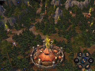 Heroes of Might and Magic V: Dzikie Hordy - screen - 2008-02-06 - 93001