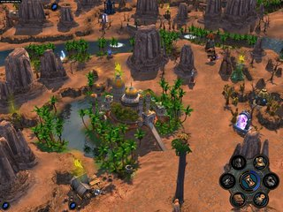 Heroes of Might and Magic V: Dzikie Hordy - screen - 2008-02-06 - 93007