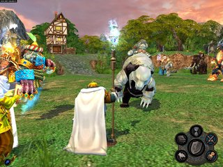 Heroes of Might and Magic V: Dzikie Hordy - screen - 2008-02-06 - 93008