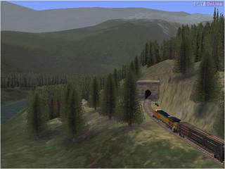 Microsoft Train Simulator - screen - 2001-03-19 - 2545