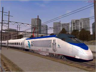 Microsoft Train Simulator - screen - 2001-03-19 - 2546