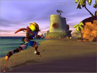 Jak and Daxter: The Precursor's Legacy - screen - 2004-08-27 - 30714