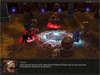 Warcraft III: Reign of Chaos - screen - 2002-07-08 - 10809