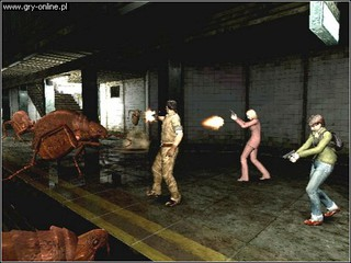 Resident Evil: Outbreak - File #2 - screen - 2004-06-09 - 48655