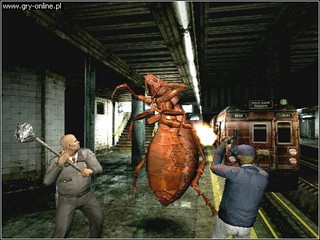 Resident Evil: Outbreak - File #2 - screen - 2004-06-09 - 48656