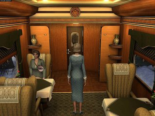 Agatha Christie: Morderstwo w Orient Expresie - screen - 2007-01-18 - 77976