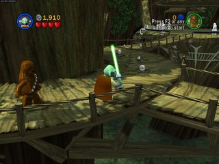 LEGO Star Wars: The Complete Saga - screen - 2009-11-12 - 170664