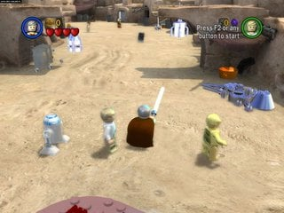LEGO Star Wars: The Complete Saga - screen - 2009-11-12 - 170665