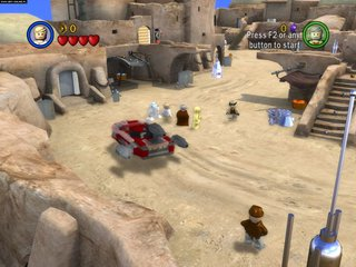 LEGO Star Wars: The Complete Saga - screen - 2009-11-12 - 170667