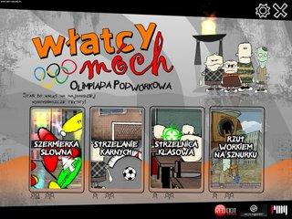 Włatcy Móch: Olimpiada Podwórkowa - screen - 2010-02-03 - 179353