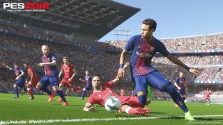 Pro Evolution Soccer 2018 id = 348312