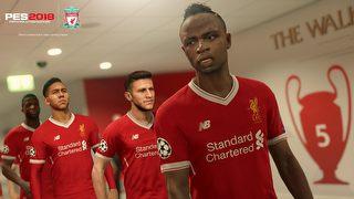 Pro Evolution Soccer 2018 id = 348315