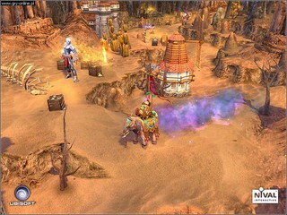 Heroes of Might and Magic V - screen - 2005-12-05 - 58280