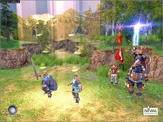 Heroes of Might and Magic V - screen - 2005-12-05 - 58281