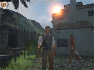 Age of Pirates: Opowieści z Karaibów - screen - 2005-11-02 - 56374
