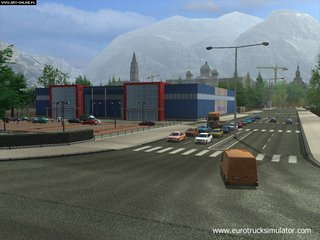 Euro Truck Simulator - screen - 2008-02-08 - 93621