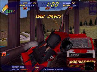 Carmageddon 2: Carpocalypse Now - screen - 2002-08-28 - 11499