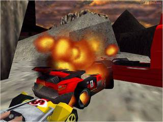 Carmageddon 2: Carpocalypse Now - screen - 2002-08-28 - 11501